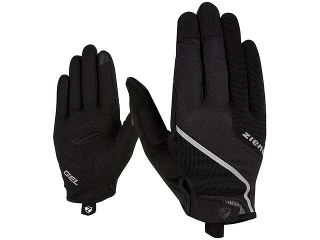 Ziener Clyo Touch Long Gloves Men black